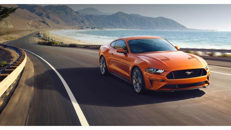 Frankfurt Auto Show 2017: Ford unveils European spec Mustang