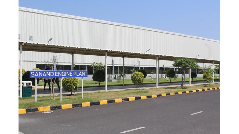 Ford Sanand Engine Assembly plant in pictures