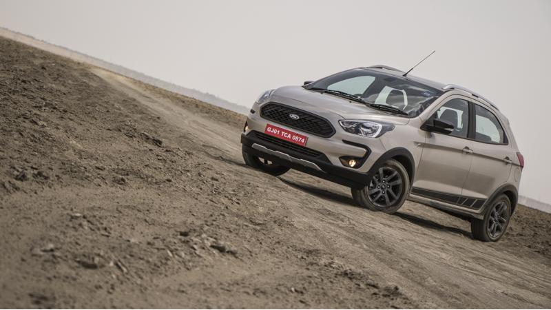 Ford Freestyle introduced in India for Rs 5.09 lakhs lakhs