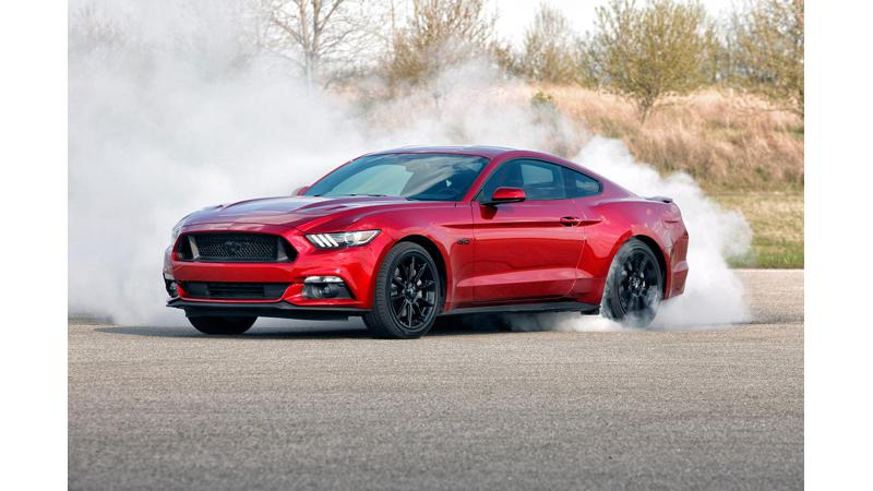 2018 Mustang to drop V6 option, get 10-speed auto
