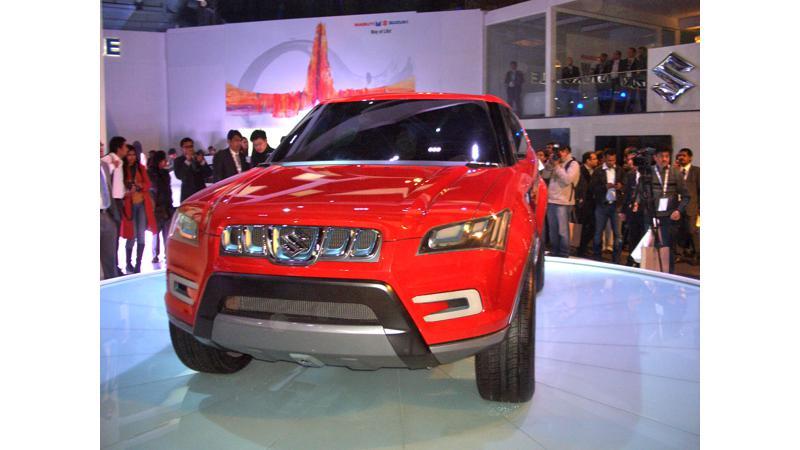 Future prospects of Maruti Suzuki XA Alpha