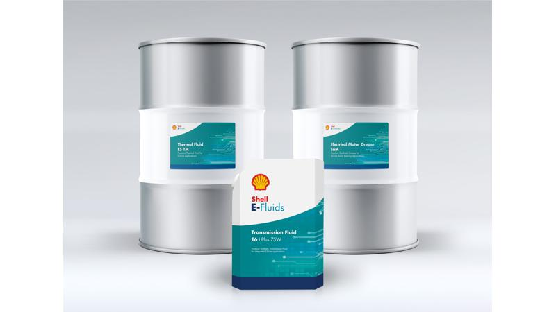 Shell introduces new range of E-Fluids to optimise electric vehicle performance
