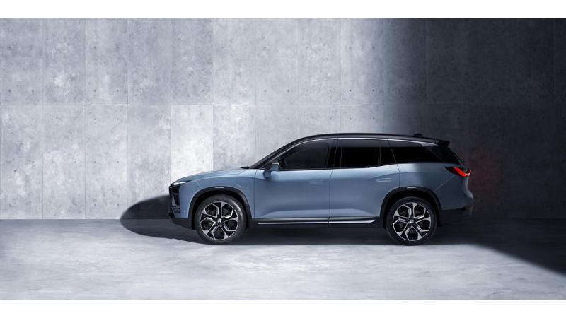 Nio ES8 SUV offers 355km driving range