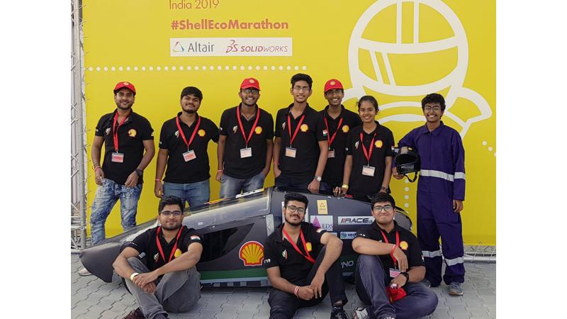 Four Indian teams win first ever virtual Shell Eco-marathon Asia Off-Track Awards