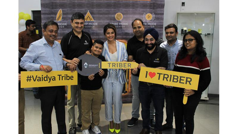Renault Triber deliveries start in Mumbai