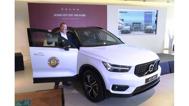 New Volvo dealership inaugurated in Indore