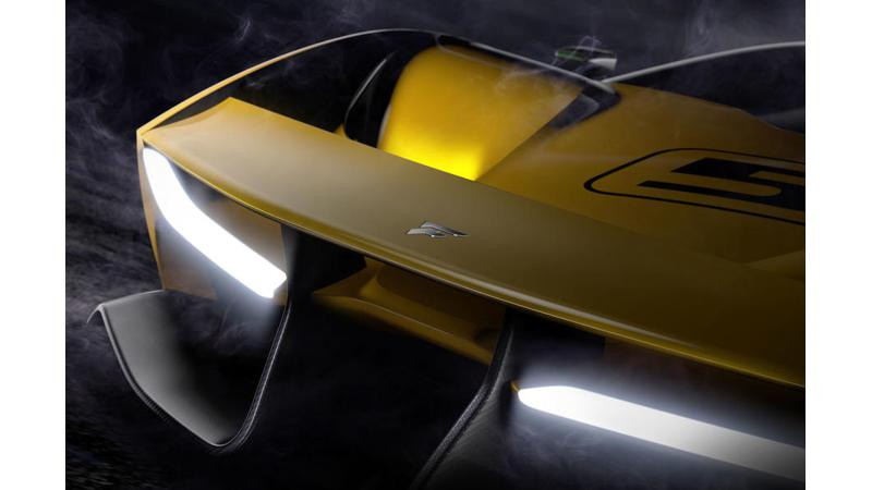 New details of Fittipaldi EF7 Vision revealed ahead of debut