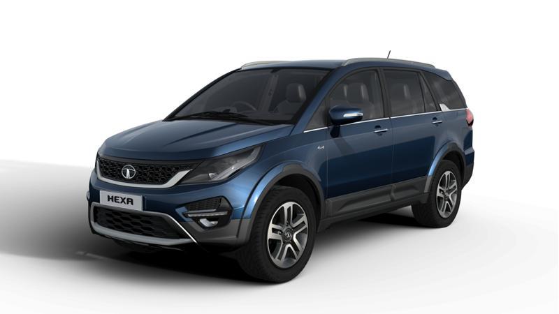 Tata Hexa launch postponed to January 2017