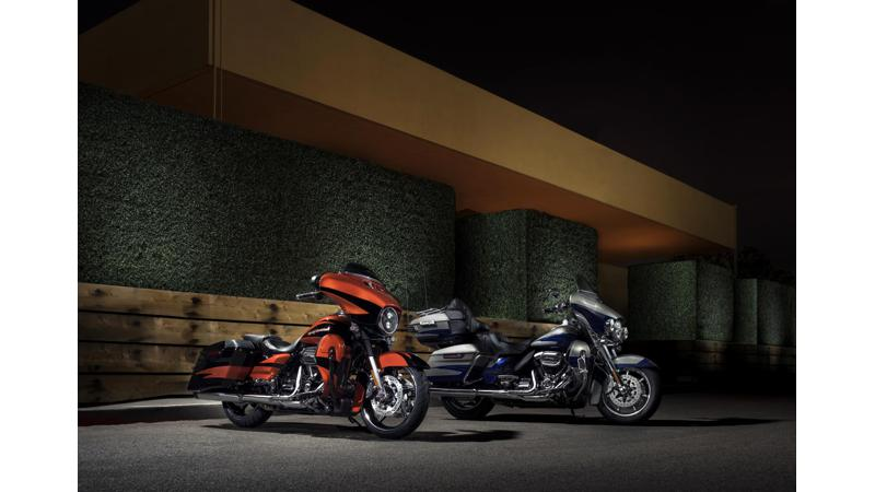 Harley-Davidson launches 2017 range in India