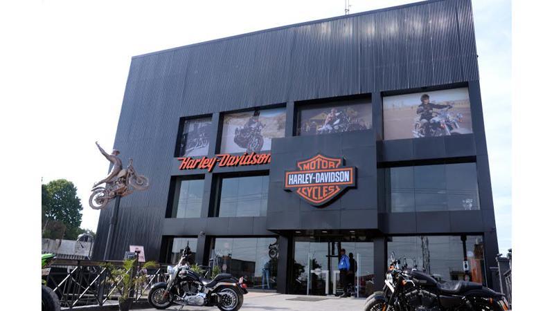 Harley-Davidson opens new showroom in Dehradun