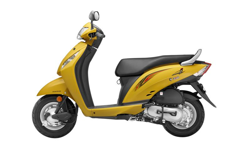 Activa-i refreshed for 2016