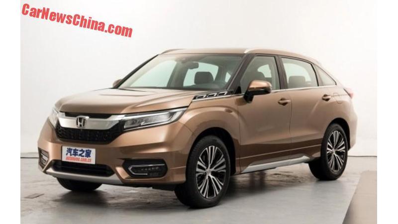 Honda Avancier SUV official images released