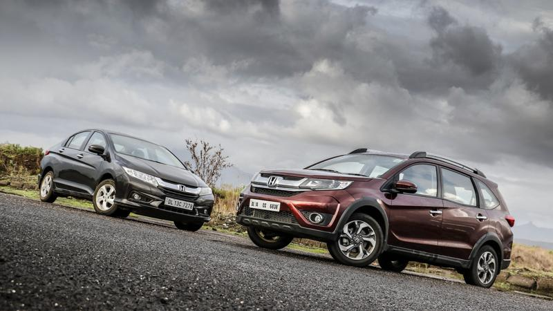 Honda's sales decrease by 37.93 per cent in June 2016