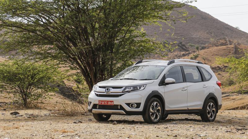 Honda BR-V's entry might change dismal sales figures