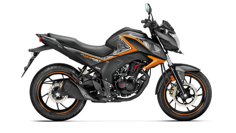 Honda CB Hornet 160R and Dream Yuga now available in new colours