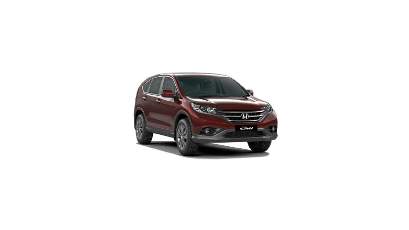 Honda CR-V diesel arrives in India for homologation