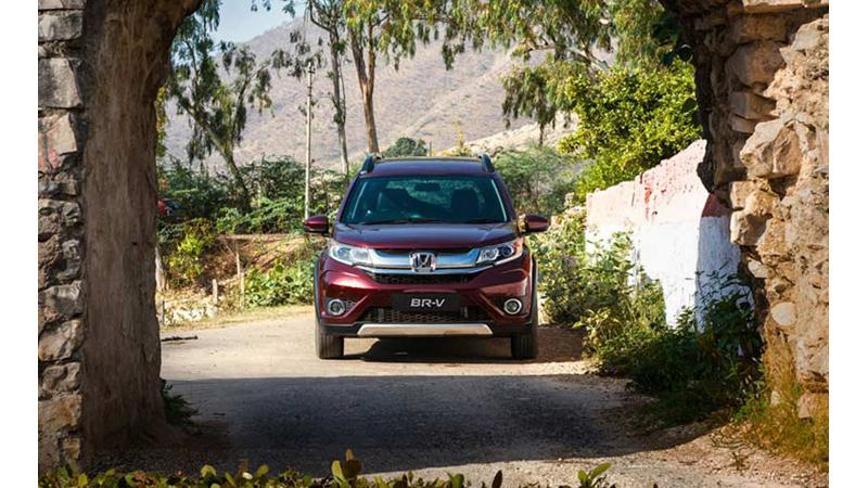 Honda BR-V to be launched in India tomorrow
