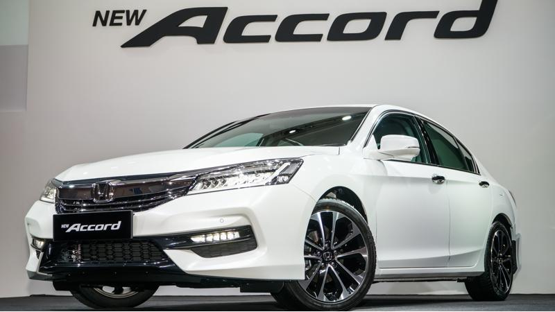 Honda introduces India-bound Accord facelift in Malaysia