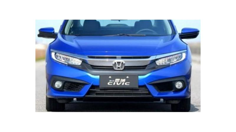 Honda launches new Civic in China at Rs 13.33 lakh
