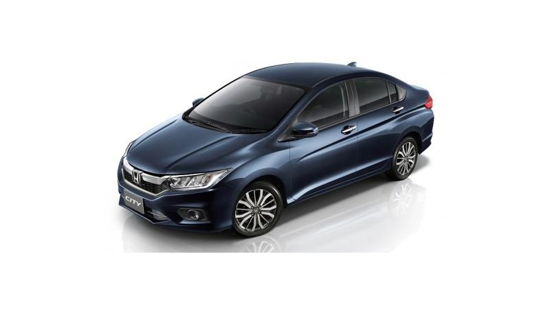 New City continues to be Honda's topseller, crosses 25,000 bookings