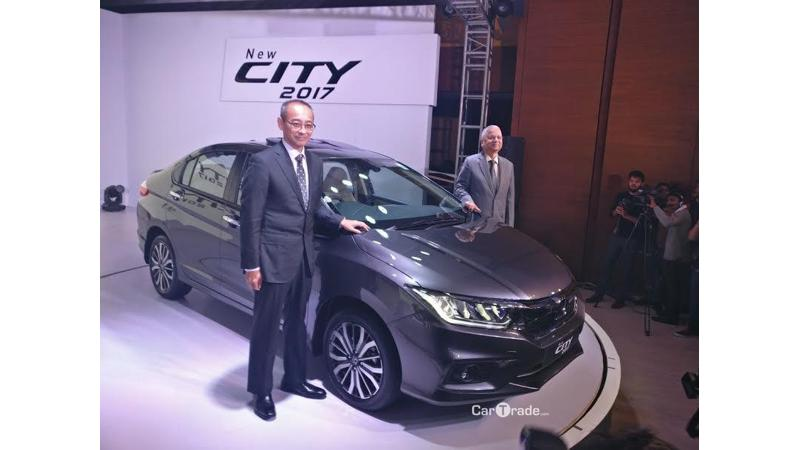 Honda launches facelifted City at Rs 8.49 lakh