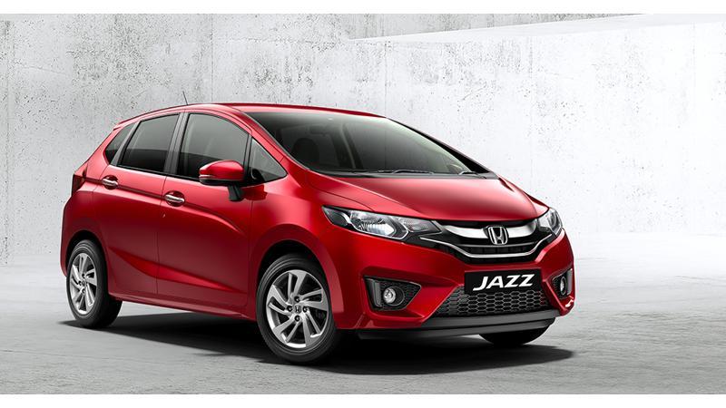 New Honda Jazz variants detailed