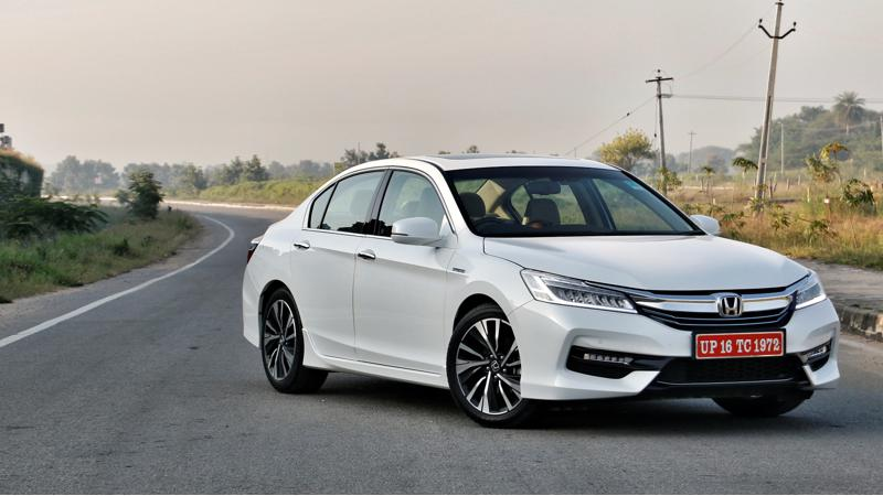 Honda Accord Hybrid now available in India at Rs 37 lakh