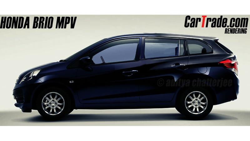 Honda Brio MPV soon to be launched in India