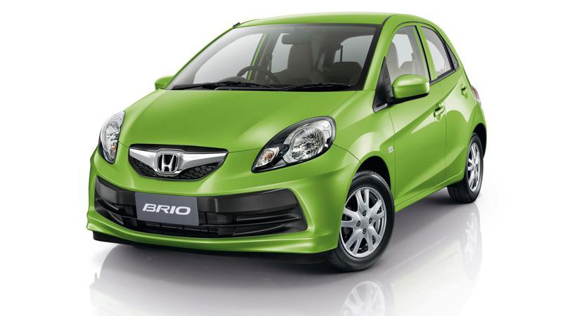 Honda Brio enters Maruti's category with new variants