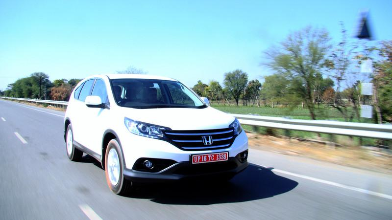 Six new vehicles and variants to be launched by Honda in 2013