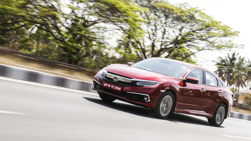Honda to launch the 2019 Civic in India tomorrow