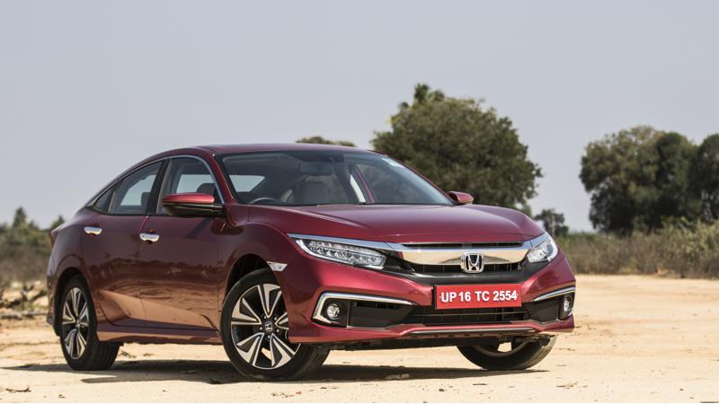 BS6 Honda Civic diesel bookings commence in India