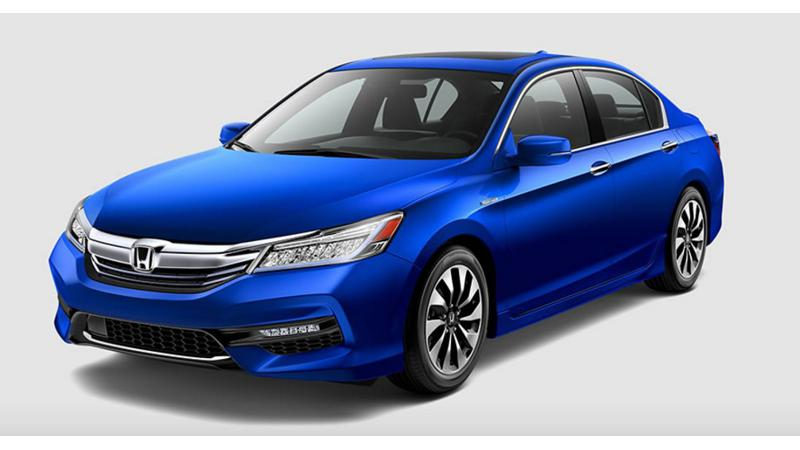 Honda Accord Hybrid launch on October 25