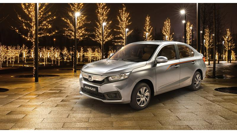 Honda launches Amaze Special Edition in India at Rs 7 lakh