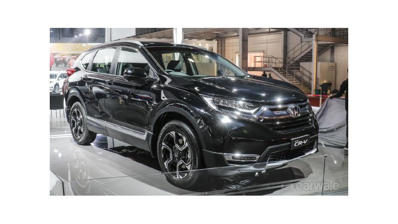 Honda CR-V diesel - Top five things we expect
