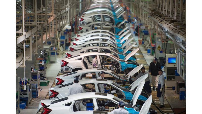 Honda starts operation at Wuhan facility in China