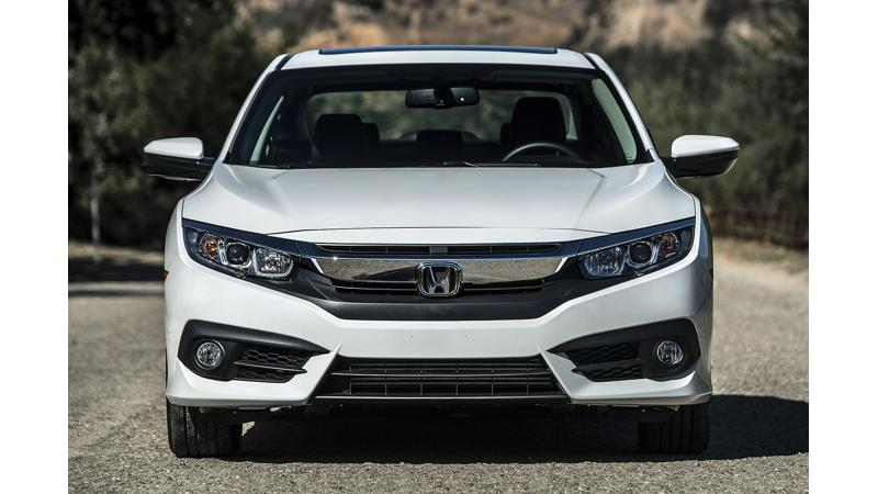 Honda Civic to be showcased at the 2018 Auto Expo
