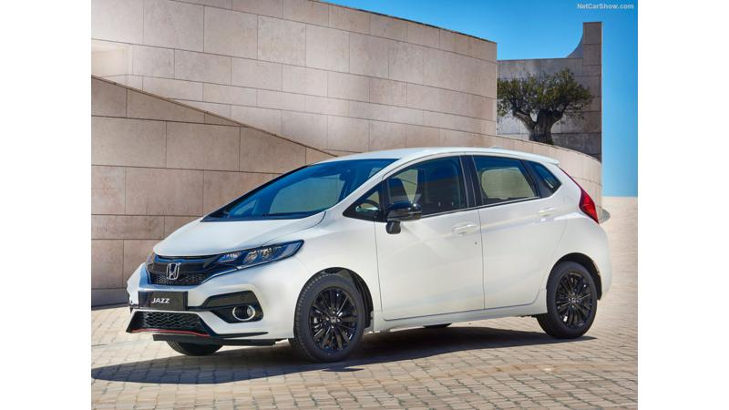Honda unveils 2017 Jazz with new petrol engine in Europe