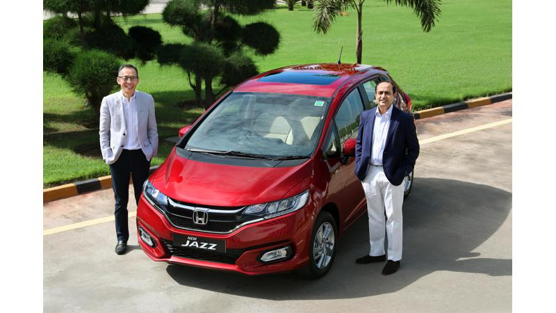 2020 Honda Jazz introduced in India at Rs 7.49 lakh