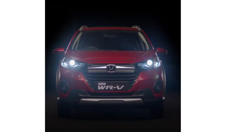 Honda to launch WR-V facelift in India on 2 July