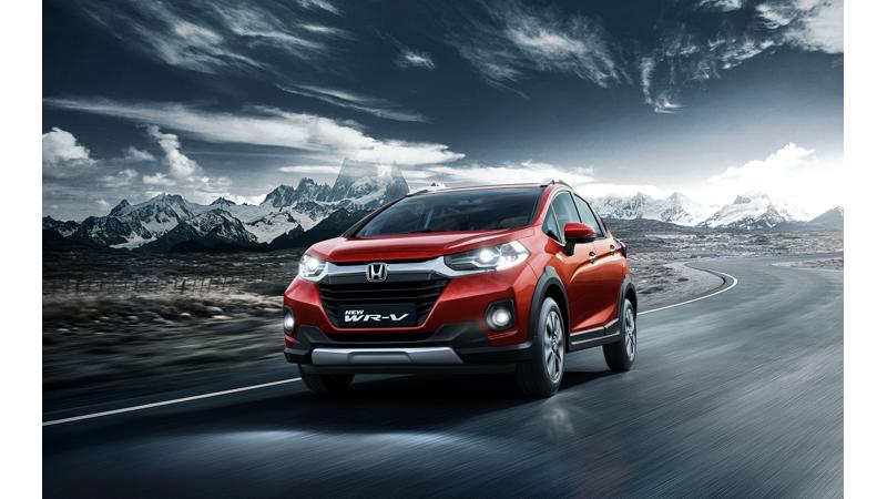 Honda launches the BS6 WR-V facelift in India at 8.50 lakh
