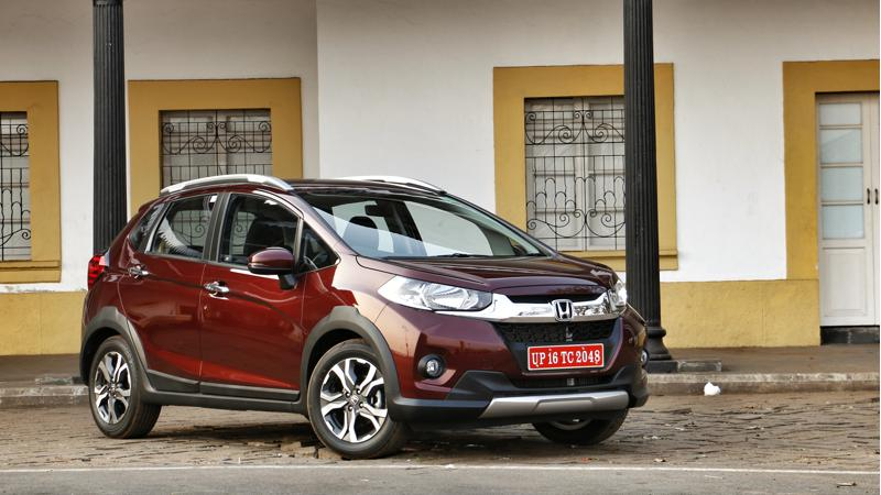 Honda sales improve in July as WR-V emerges on top