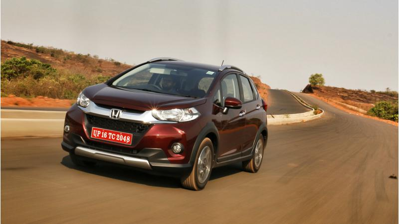 Honda sales up 8.7 per cent March, WR-V starts off well