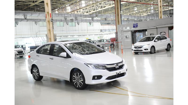 Honda records a sales increase of 12 per cent in June