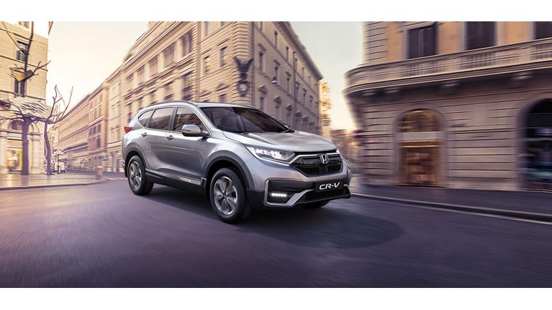 Honda Car India launches CR-V Special Edition at Rs 29.50 lakh