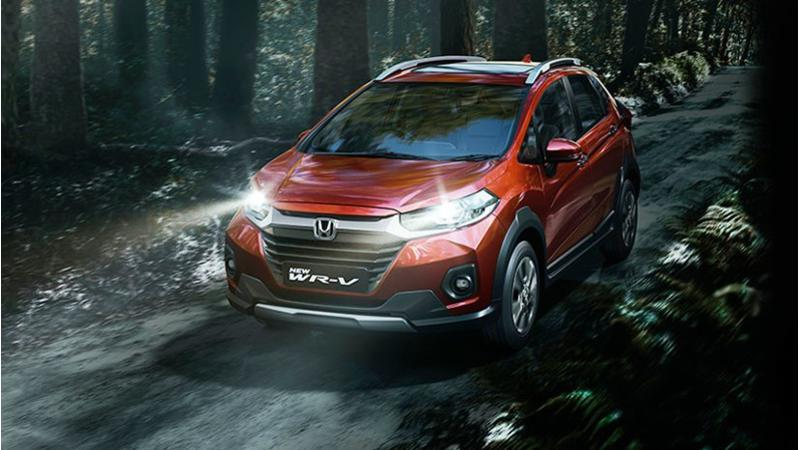 Honda to launch WRV facelift in India tomorrow