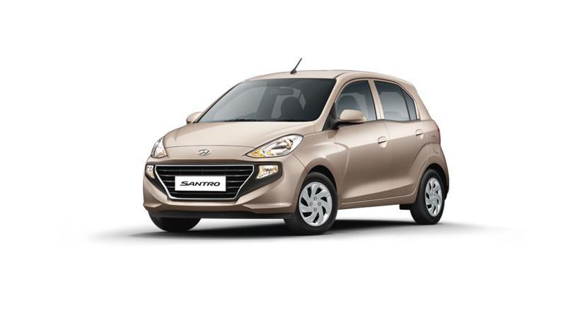 New 2018 Hyundai Santro launched at Rs 3.90 lakhs