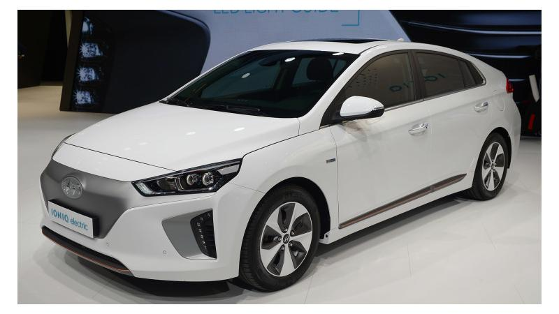 Hyundai   s electric car roadmap revealed