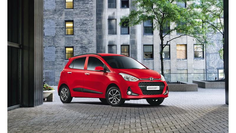2017 Hyundai Grand i10 launched; priced at Rs 4.58 lakh
