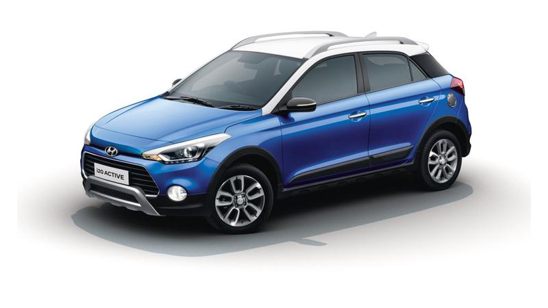 New Hyundai I20 Active Launched In India At Rs 6 99 Lakhs Cartrade